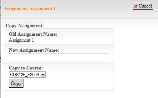 CS DropBox Assignment Copy